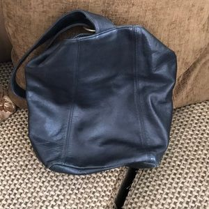 Nine West leather backpack one shoulder bag